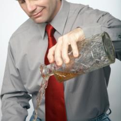 alkoholbehandling