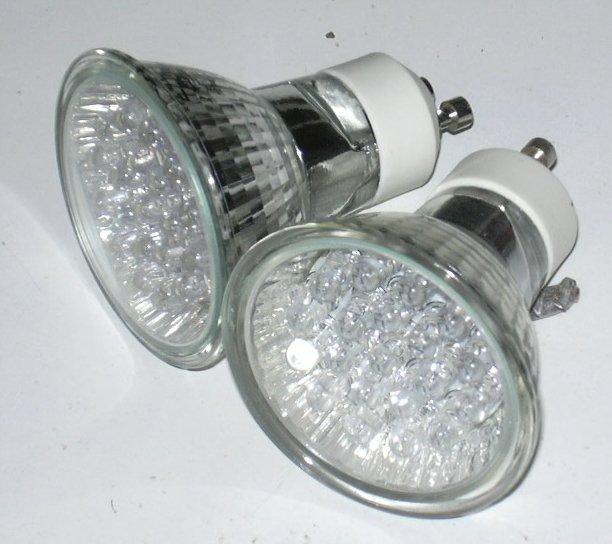 Stor oplevelse at skifte til LED pærer GU10