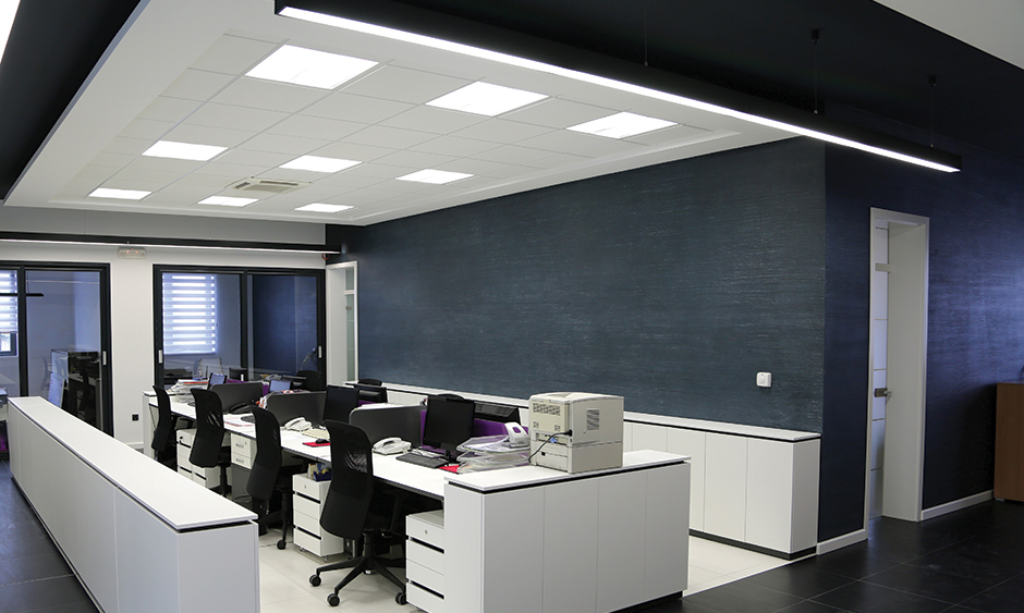 Stor besparelse på LED panel online