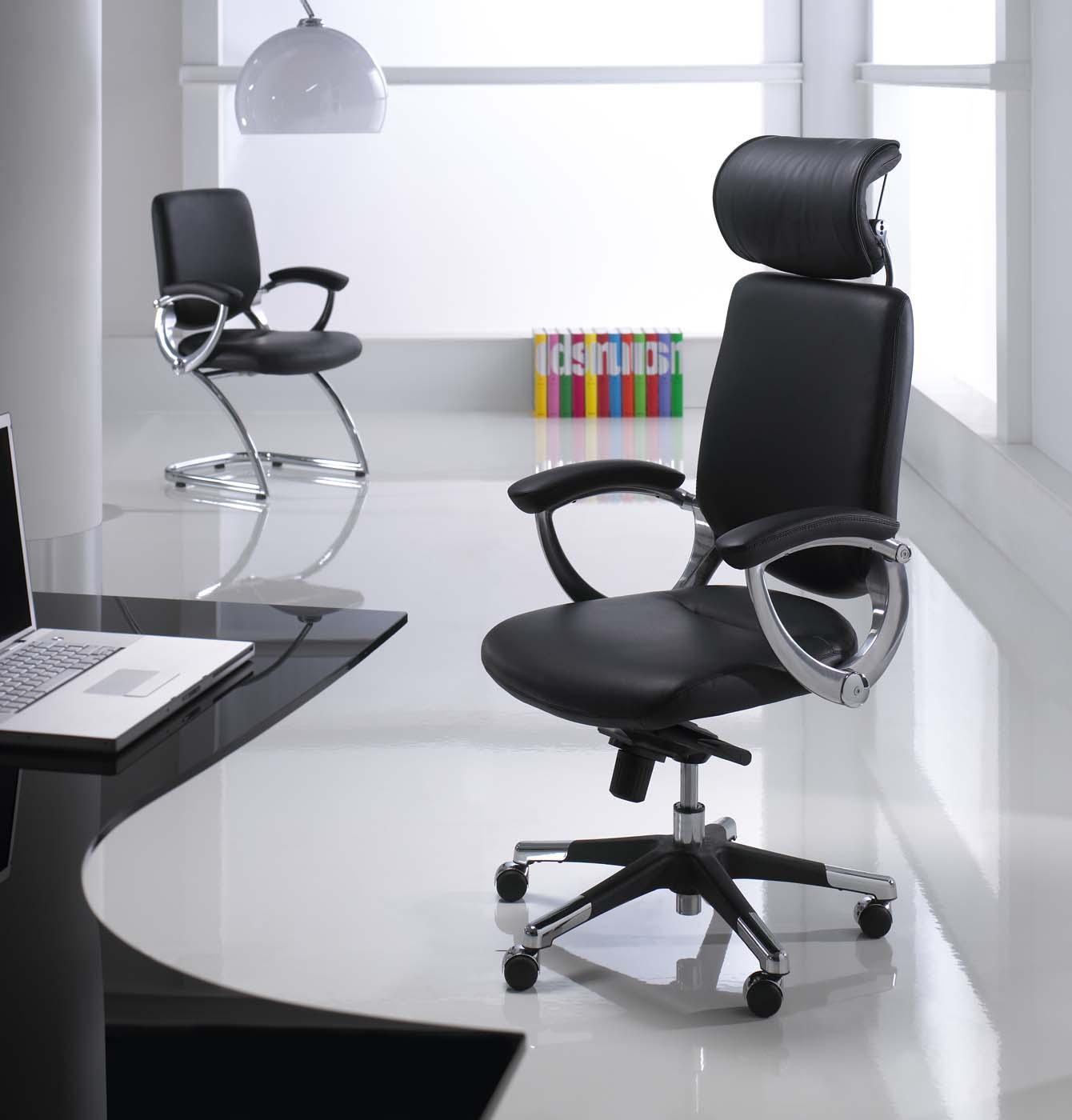 Forbedret arbejdsmiljø takket være moderne kontorstol
