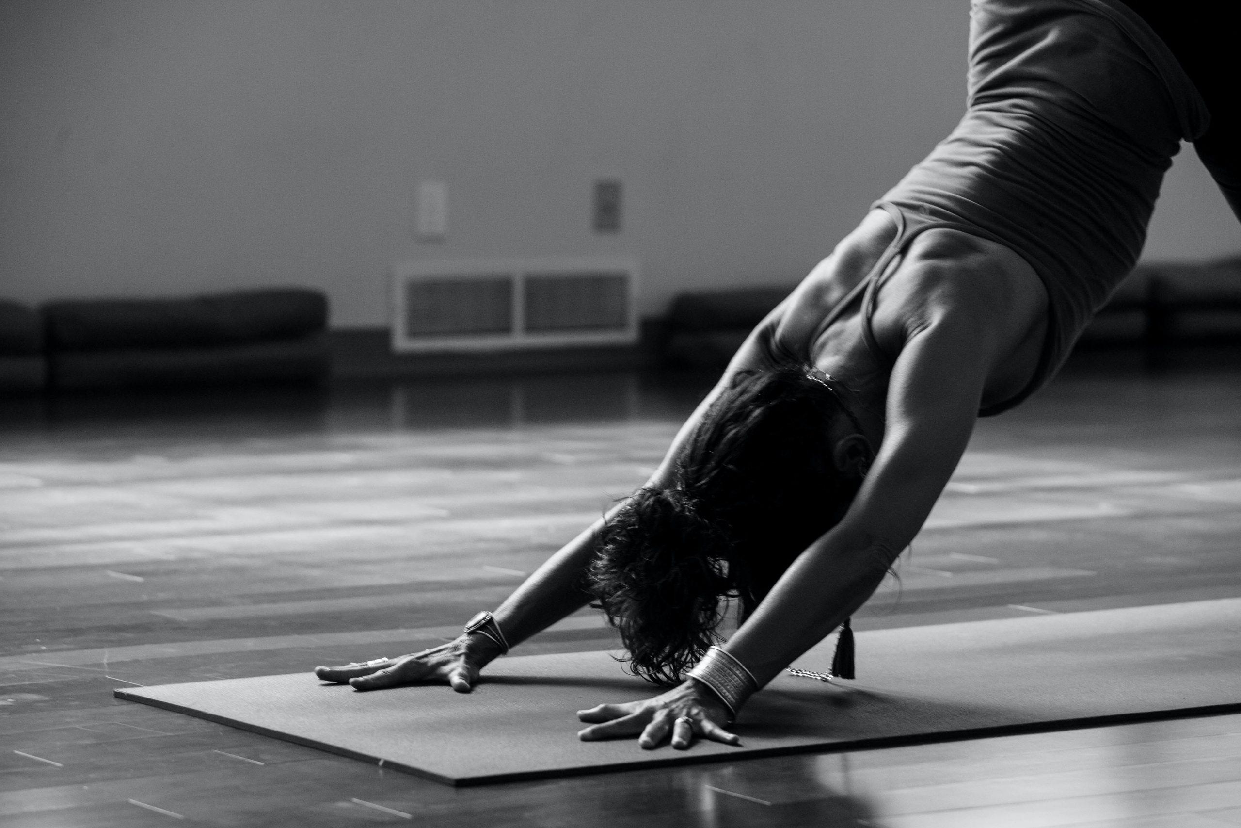 Få sindet på rette spor med iyengar yoga