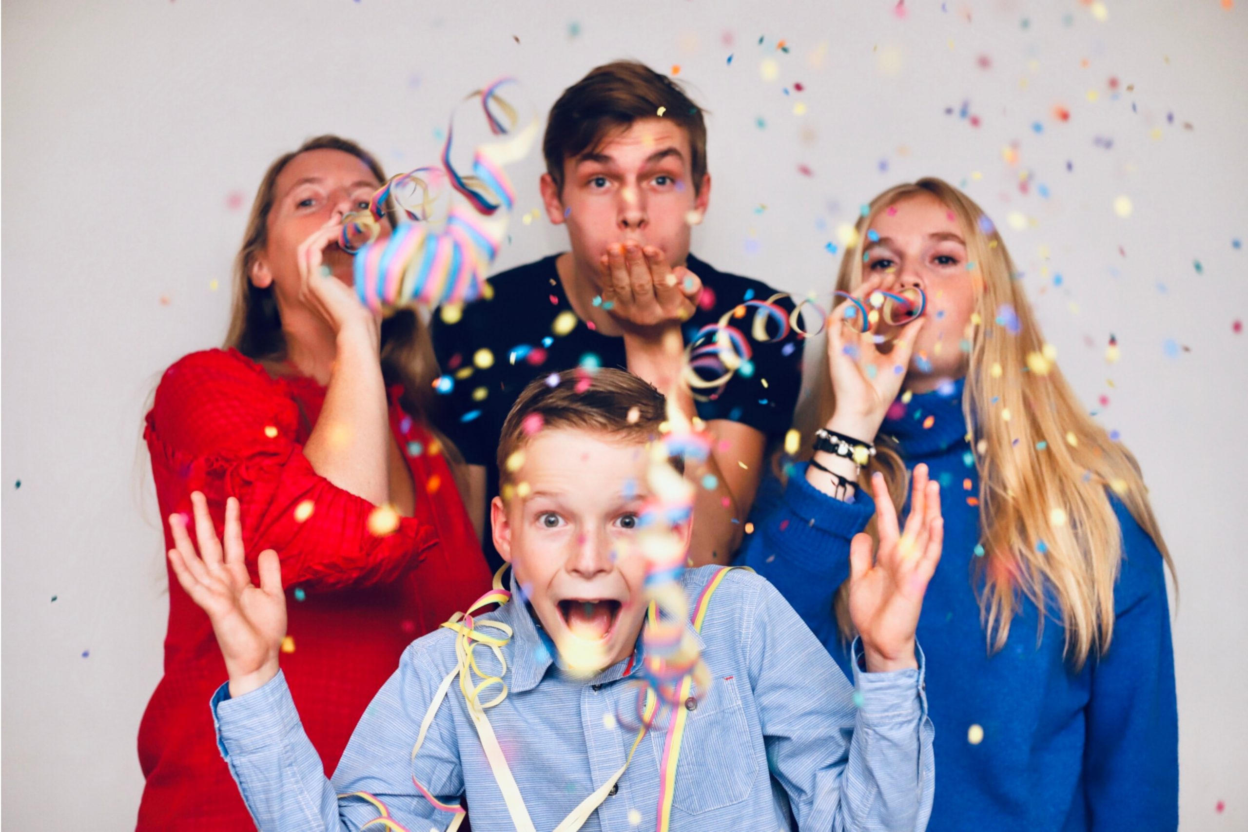 Gør børnefødselsdagen fantastisk – sørg for at anskaffe festartikler